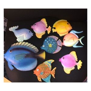 Fish for Decorating bundle (8 of them)